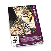 Snow Leopard - 500pc Puzzle