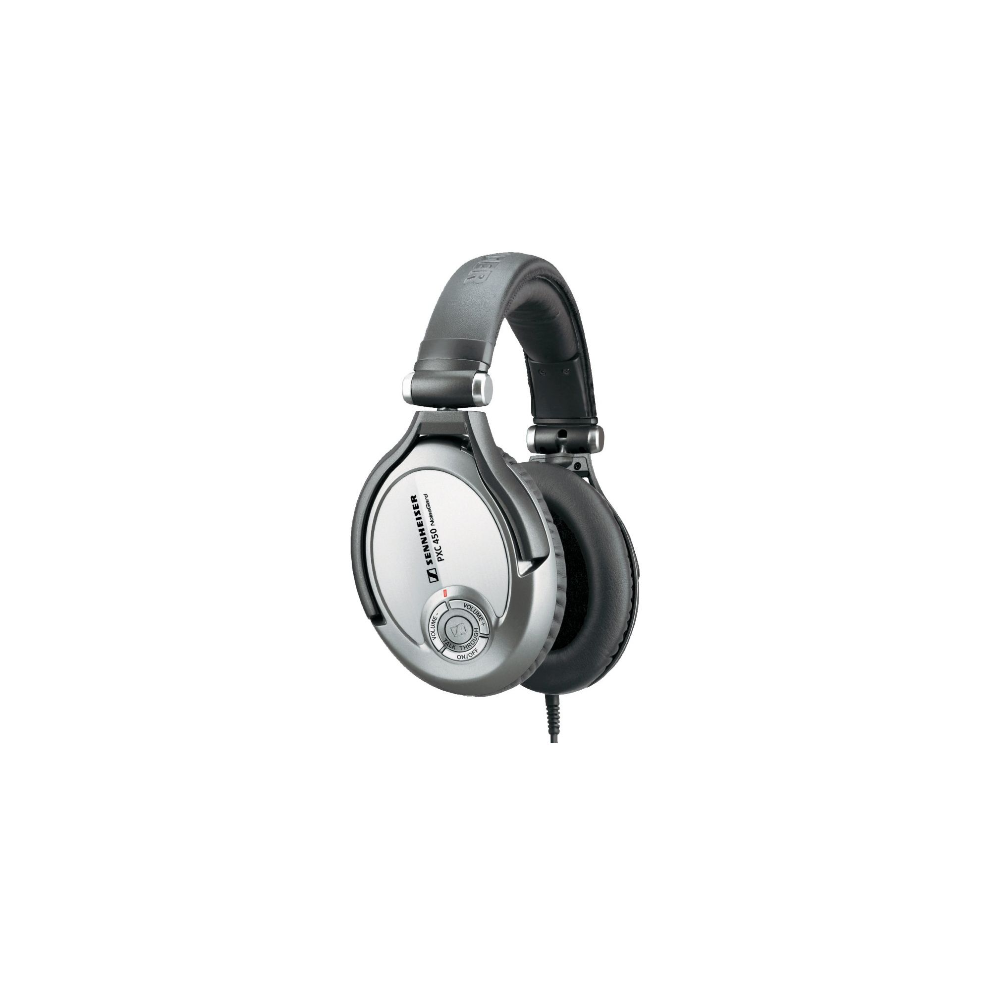 SENNHEISER PXC450 NOISE CANCELLING PORTABLE HEADPHONES at Tesco Direct