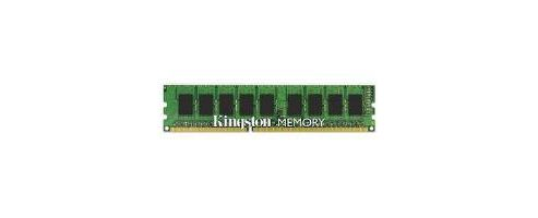 Kingston - Memory - 4 GB - DIMM 240-pin - DDR3 - 1333 MHz / PC3-10600 - registered - ECC