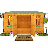 BillyOh 5000 12 x 10 Premium Tongue & Groove Workshop