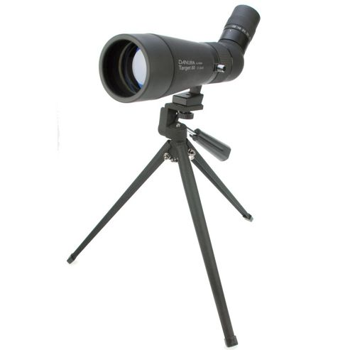 Danubia 538222 Target 60 12-36x50 Zoom Spotting Scope Includes Tripod