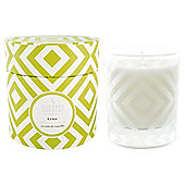 Shearer Candle Boxed Candle Lime