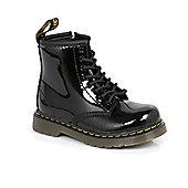 Dr Martens Infants Brooklee Black Boots - 7