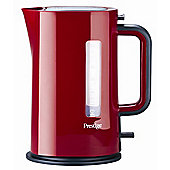 Meyer Prestige 1.7L Eco Kettle in Red