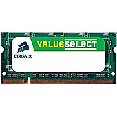 Corsair 16GB (2X8GB) Memory Kit 1333MHz DDR3 SO-DIMM 204pin