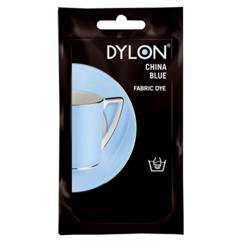 Dylon Fabric Dye - Hand Use - China Blue