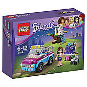LEGO Friends Olivias Exploration Car 41116