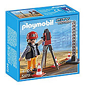 Playmobil Surveyor 5473