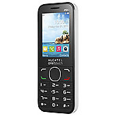 Tesco Mobile Alcatel 2045 White