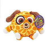 Zigamazoo 10cm Giggling Soft Toy - Giraffe Dog