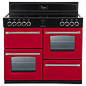 Belling CLASSIC 100E 99 CM Electric Double Red