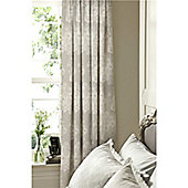 Catherine Lansfield Versaille 66x72 Cotton Curtains Fully Lined Curtains 168x183cm Multi