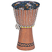 Performance Percussion DJE1 Large Djembe with Cover