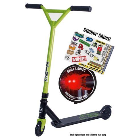Zinc Swarm Stunt Scooter