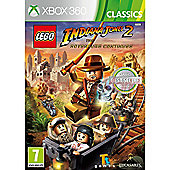 Lego Indiana Jones 2 - The Adventure Continues - Xbox-360