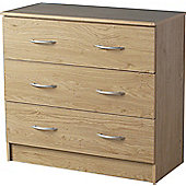 Home Essence New Haven 3 Drawer Chest