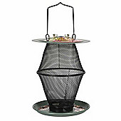 No/No Two Tier Lantern Wild Bird Feeder