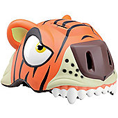 Crazy Stuff Childrens Helmet: Tiger S/M.