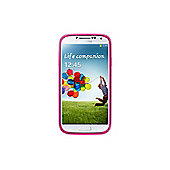 Samsung Original Thermoplastic Cover Galaxy S4 Pink