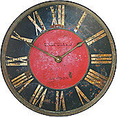 Roger Lascelles Clocks Turret Wall Clock