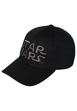 Star Wars Snapback Cap - Black