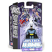 DC Super Heroes Justice League Metal Collection Batman Figure
