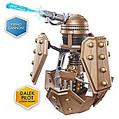 "Doctor Who 3.75"" Dalek Patrol Ship and Pilot"