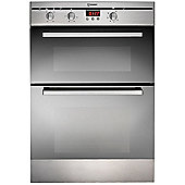 Indesit FIMD23IX Built In Double Oven in Stainless Steel
