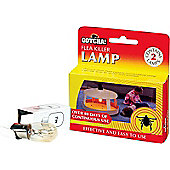 Flea Killer Spare Lamp 2-Pack