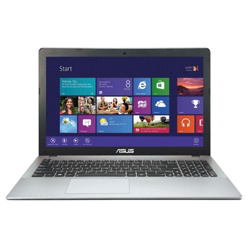 Asus X550CA (15.6 inch) Notebook Celeron (1007U) 4GB 500GB DVDRW WLAN Webcam Windows 8 (Integrated Intel HD Graphics 4000)
