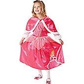 Sleeping Beauty Winter Wonderland - Child Costume 5-6 years