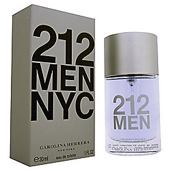 Carolina Herrera 212 Eau De Toilette 30 ml