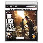 The Last Of Us Season Psn Card (PS3 )