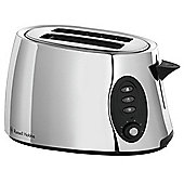 Russell Hobbs 18029 Stylis 2 Slice Toaster - Polished Metal