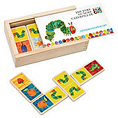 Hungry Caterpillar Dominoes