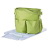Clair de Lune Showersnugg Changing Bag Lime