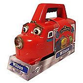 Tomy Chuggington Wilson Flashlight Learning Curve