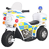 Police Bike 6v Battery Powered Ride-On