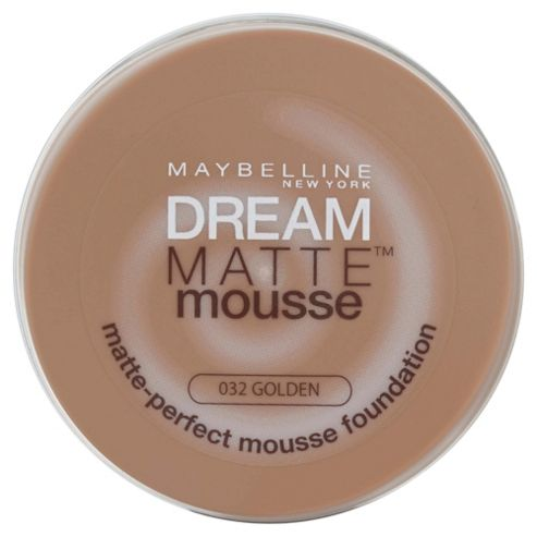 Maybelline Dream Matte Mousse Foundation 032 Golden