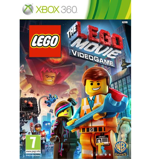 The Lego Movie Videogame Xbox