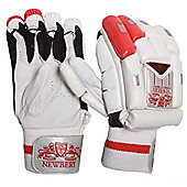 Newbery B52 Cricket Batting Gloves Boys Left Handed