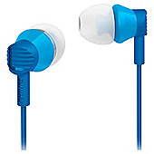Philips SHE3800 In-Ear Headphones - Blue