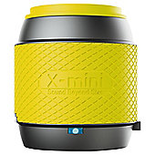 X-Mini Me Mini Speaker Wired Speaker Yellow