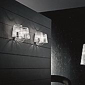 De Majo Lume Two Light Wall Lamp