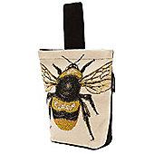 McAlister Bugs Life Decorative Fabric Door Stop - Queen Bee