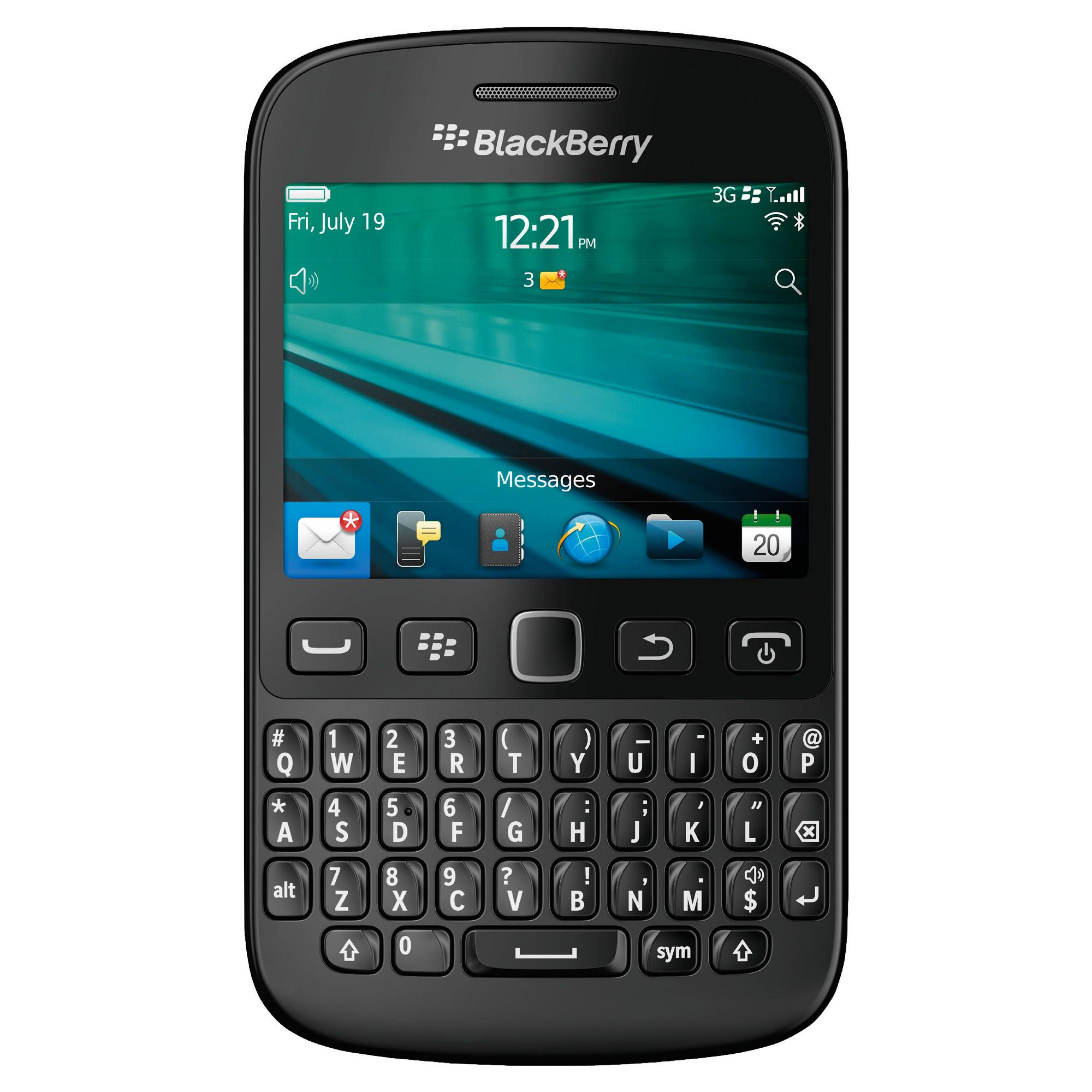 Virgin Media BlackBerry® 9720 Black