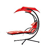 Suntime Helicopter Swing Seat Red