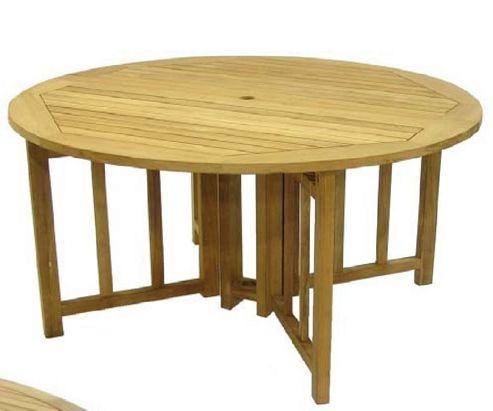 Royal Craft Kensington 150cm Round Gateleg Table