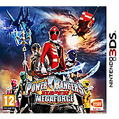 Power Ranger Super Mega Force Nintendo 3DS