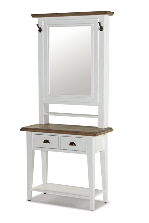 Rowico Lulworth Console Table with Mirror